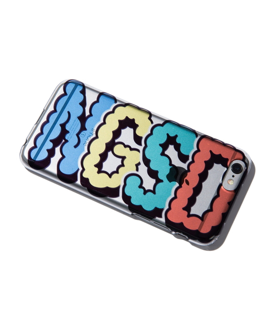 NGSD iphone case with JINGOO