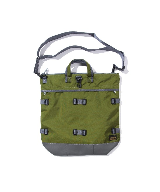 198-007 [HELMET BAG] with DUFFEL