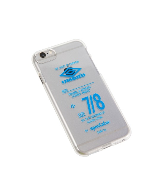 UXS LABELED IPHONE CASE