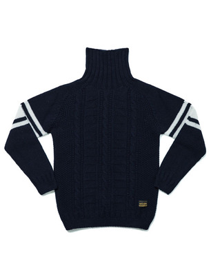 185X-003 [NAVAL SWEATER TN]