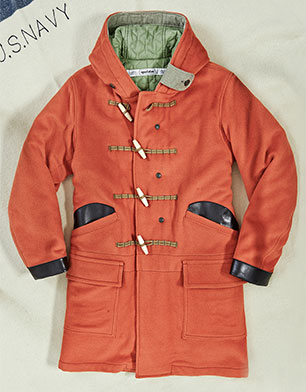 150-004 [DUFFEL COAT]