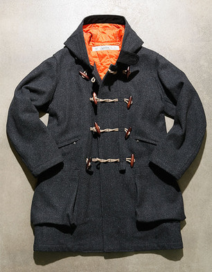 150-001,003 [DUFFEL COAT]