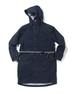 102-MXS001[SEAMAN PARKA SHELL G3L] with MILLET