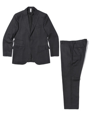 186-006 [INFORMAL SUIT] with MEMENTOMORI