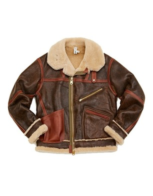 105-010 [AVIATOR JACKET]