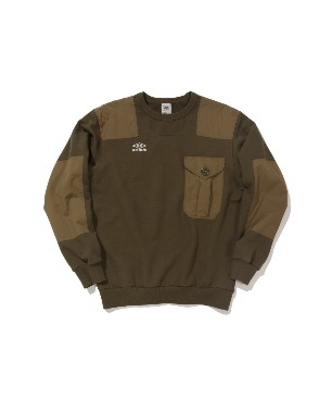 R.A.F. FLEECE JUMPER