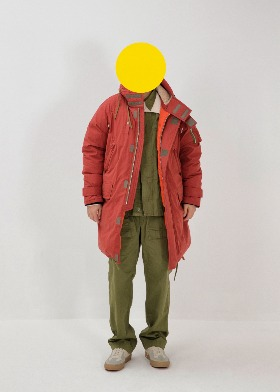 MOONTRIPPER PARKA-V.R.