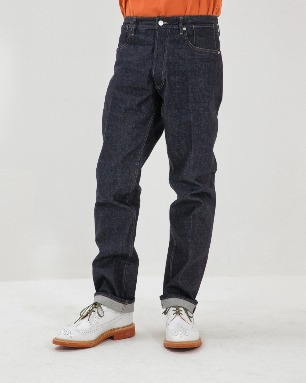 FAKE 6POCKET PANTS-I.D.