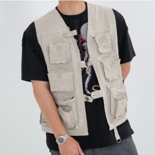 FISHERMAN VEST-PM