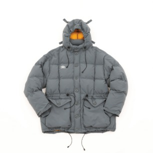 R.N. GOOSE-DOWN JACKET-B.G.